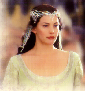 """I choose a mortal life,"" Lady Arwen ~ Lord of the Rings"