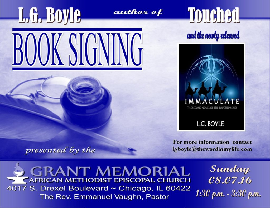 book signing 2016